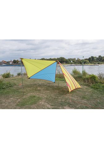 BENT Tarp-Zelt »Zip Friends Caribbean-...