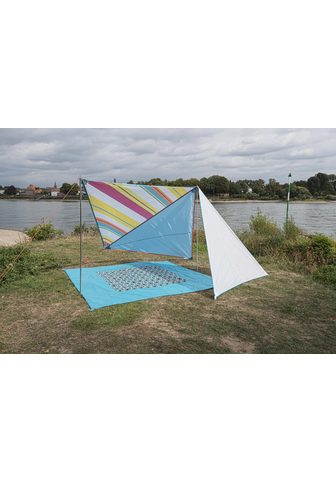 BENT Tarp-Zelt »Zip Friends Caribbean ...