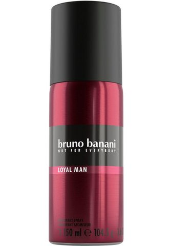 BRUNO BANANI Purškiamas dezodorantas
