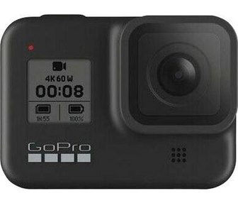 GOPRO »HERO 8 Black Holiday Bundle (mit Trav...