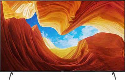 Sony KE-55XH9005 LCD-LED Fernseher (139 cm/55 Zoll, 4K Ultra HD, Android TV, Smart-TV)