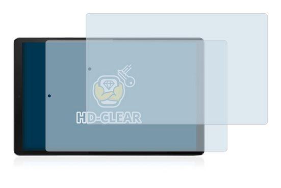 BROTECT Schutzfolie »für Lenovo Tab M10 HD (2. Generation)«, (2 Stück), Folie Schutzfolie klar