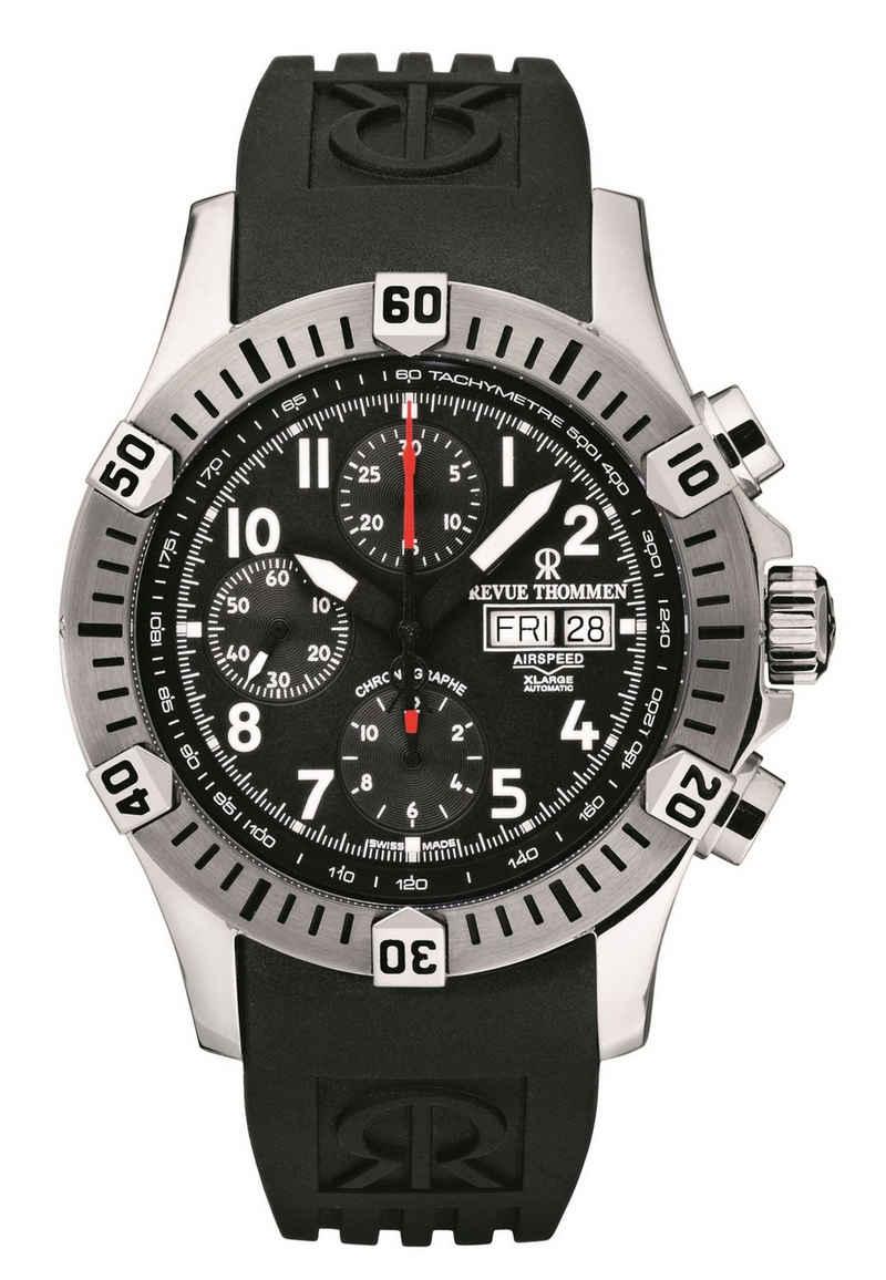 Revue Thommen Schweizer Uhr »Airspeed Xlarge«