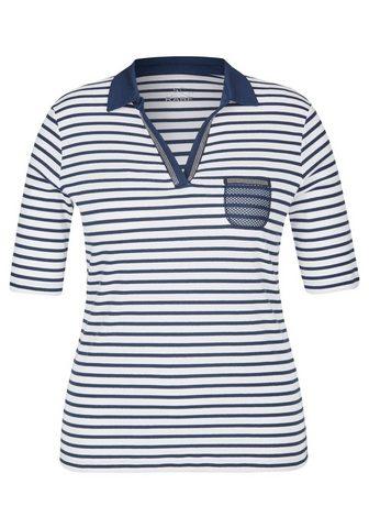 RABE Polo marškinėliai su Allover-Ringeln i...