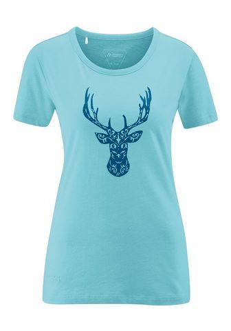 MAIER SPORTS Marškinėliai »Deer Head W«