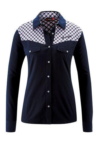Блуза »CamilaCheck L/S«