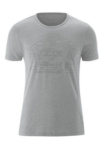 MAIER SPORTS Marškinėliai »Home Palaidinė M«