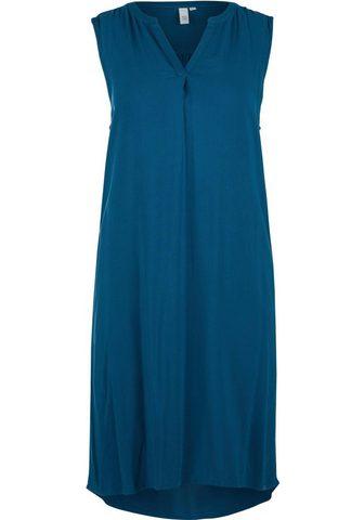 Q/S DESIGNED BY Mini ilgio suknelė