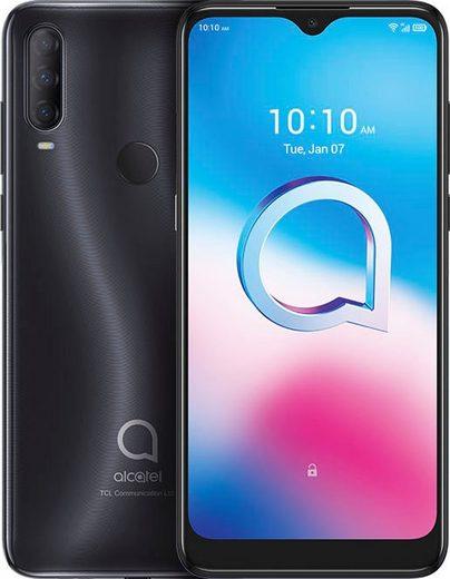 Alcatel 3L (2020) Smartphone (15,8 cm/6,22 Zoll, 64 GB Speicherplatz, 48 MP Kamera)