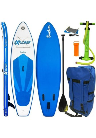 EXPLORER Inflatable SUP-Board »Sunshine«