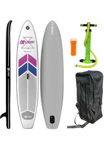 EXPLORER Inflatable SUP-Board »Stream 12.0«