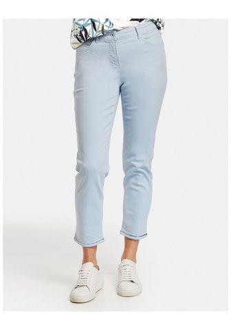 Брюки джинсы укороченный »7/8 бр...