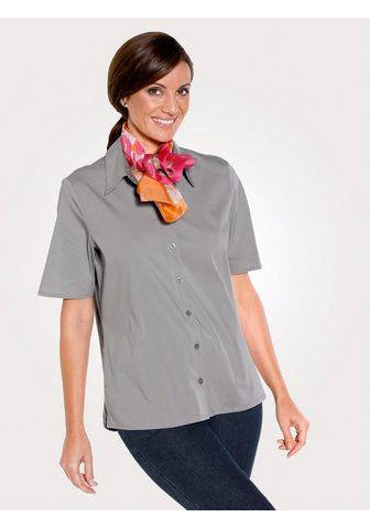 Блузка с хлопок Halbarm