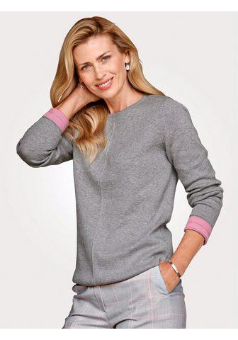 MONA Megztinis in Kontrast-Verarbeitung