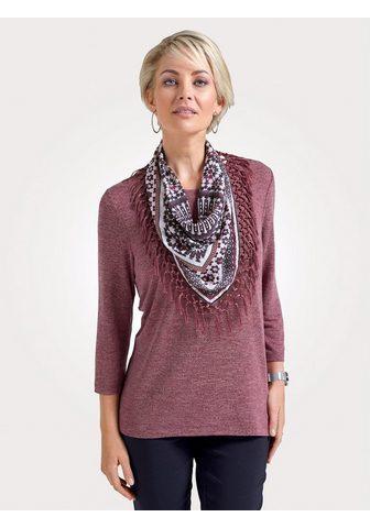 MONA Megztinis su šalikas