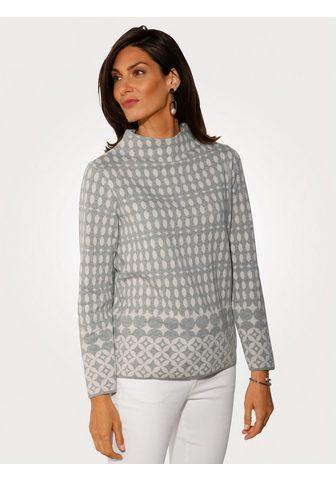 MONA Megztinis iš Jacquard-Strick