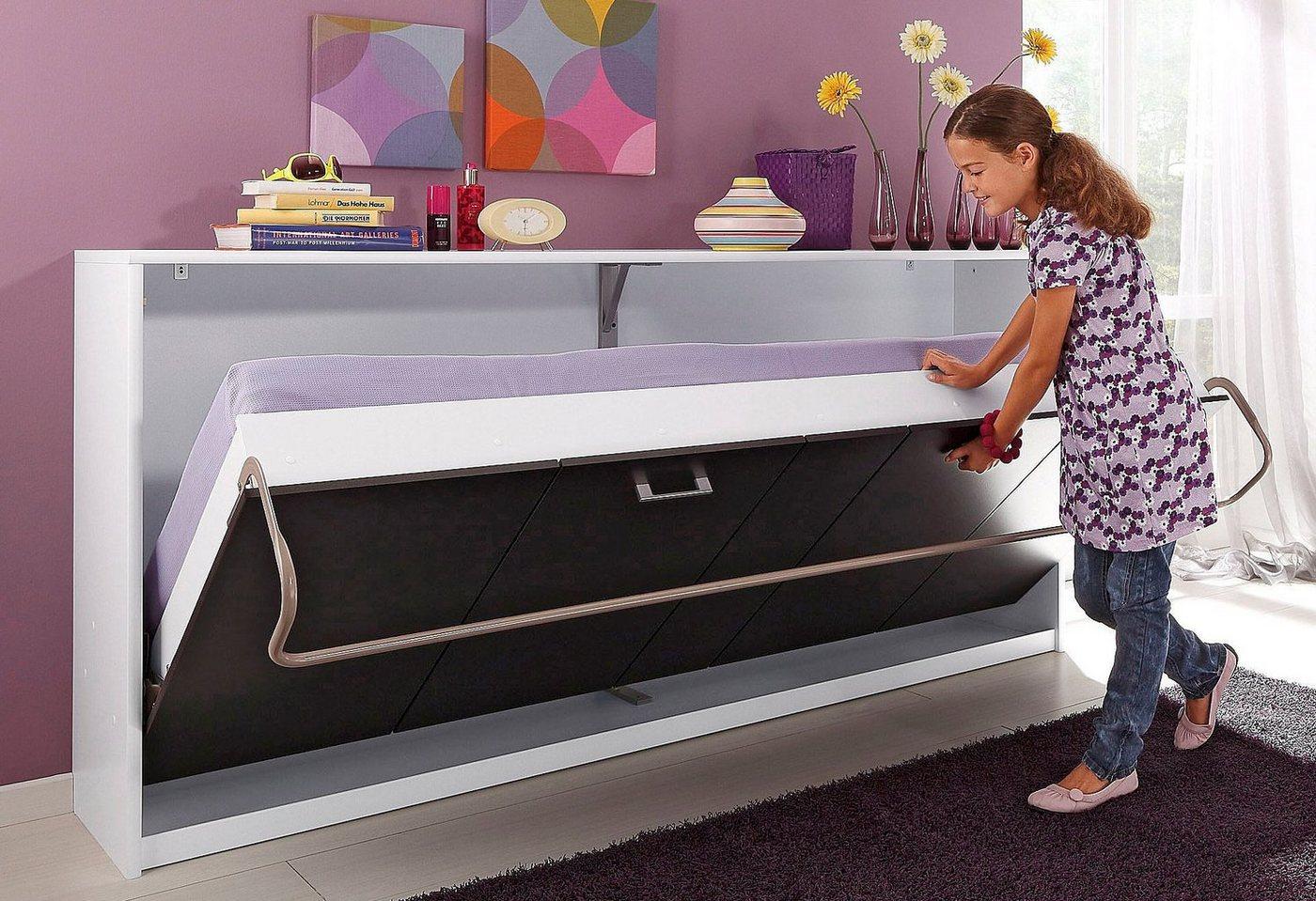 281 schrankbetten online kaufen. Black Bedroom Furniture Sets. Home Design Ideas