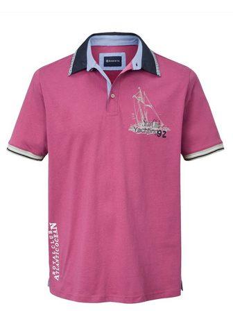 BABISTA Polo marškinėliai der Maritim-Style
