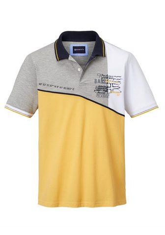 BABISTA Polo marškinėliai in Maritim-Style