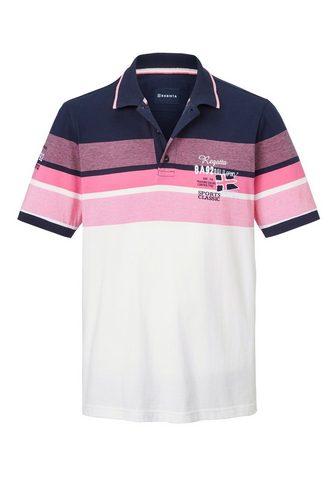 BABISTA Polo marškinėliai su Drucken ir apvada...