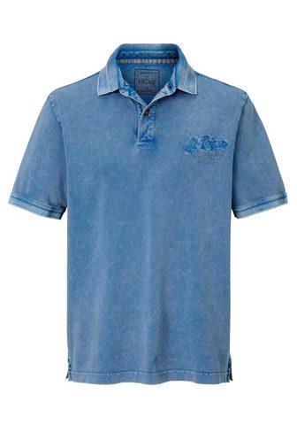 BABISTA Polo marškinėliai im Vintage-Style