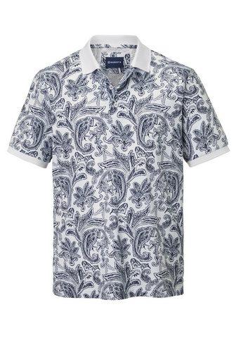 BABISTA Polo marškinėliai su angesagtem Paisle...