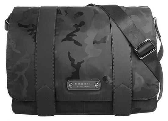 bugatti Messenger Bag »CAMO« (1-tlg), gepolstert