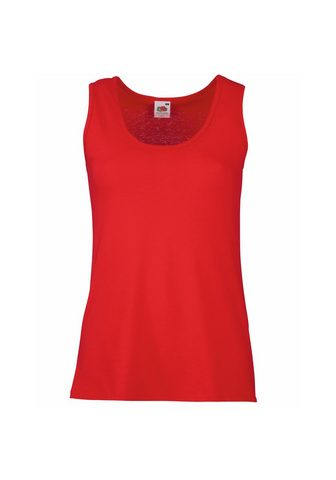 FRUIT OF THE LOOM Marškinėliai be rankovių »Lady-Fit Val...