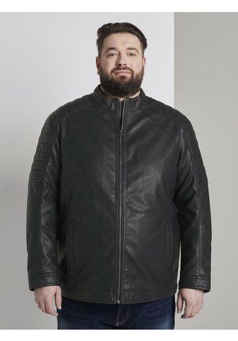 TOM TAILOR Men Plus байкерские куртка ...