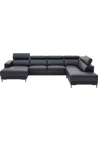 PLACES OF STYLE Sofa »Wheeling«