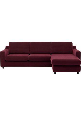 LEONIQUE Kampinė sofa »Mathieu«