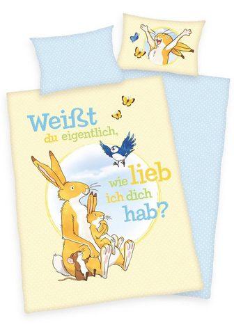 Детское постельное белье »Wei&sz...