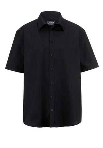 MEN PLUS BY HAPPY SIZE Marškiniai trumpom rankovėm klassisch