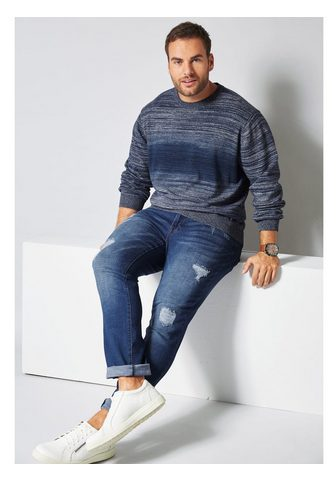 MEN PLUS BY HAPPY SIZE Megztinis iš grynos medvilnė