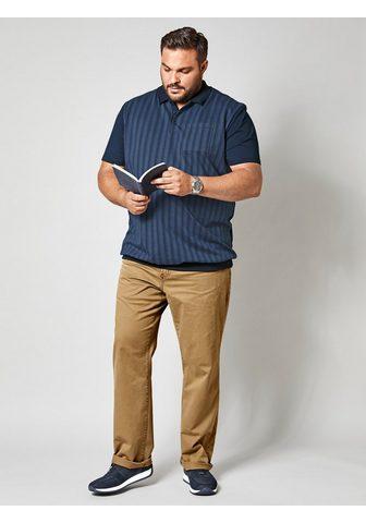MEN PLUS BY HAPPY SIZE Polo marškinėliai Spezialschnitt