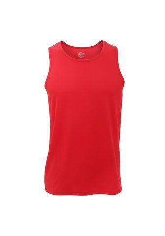 FRUIT OF THE LOOM Marškinėliai be rankovių Vyriškas Perf...