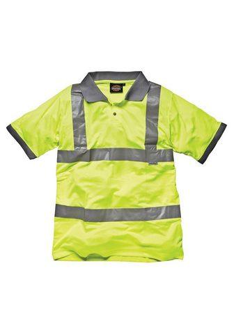 Кофта-поло »Sicherheits футболка...