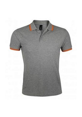 SOLS Polo marškinėliai Vyriškas Pasade...