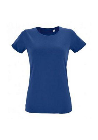 SOLS футболка »Damen kurzär...