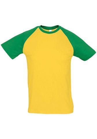 SOLS Marškinėliai Vyriškas Funky su Ko...