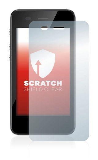 upscreen Schutzfolie »für GlocalMe G3«, Folie Schutzfolie klar anti-scratch