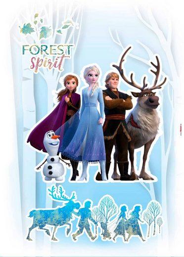 KOMAR Wandtattoo »Forest Spirit«, selbsthaftend, rückstandslos abziehbar
