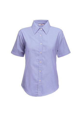 FRUIT OF THE LOOM Marškiniai »Lady-Fit Oxford palaidinė ...