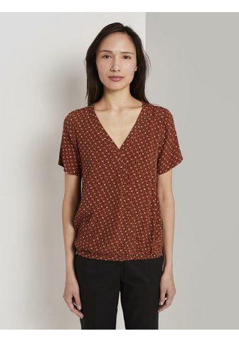 Блузка-топ »Gemusterte блузка с ...