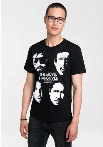 LOGOSHIRT Marškinėliai su lustigem raštas »Hango...