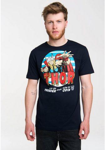 LOGOSHIRT Marškinėliai su kultigem Superhelden-F...
