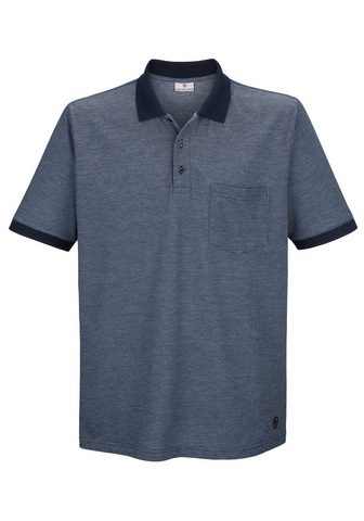 BOSTON PARK Polo marškinėliai su apykaklė ir atrai...