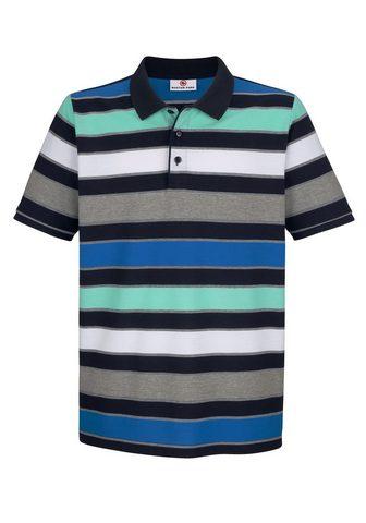 BOSTON PARK Polo marškinėliai su garngefärbtem dry...