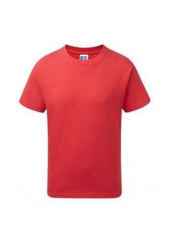 RUSSELL Marškinėliai »Kinder siauras Kurzarm«