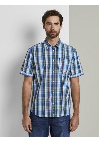 TOM TAILOR Languoti marškiniai »Kariertes marškin...